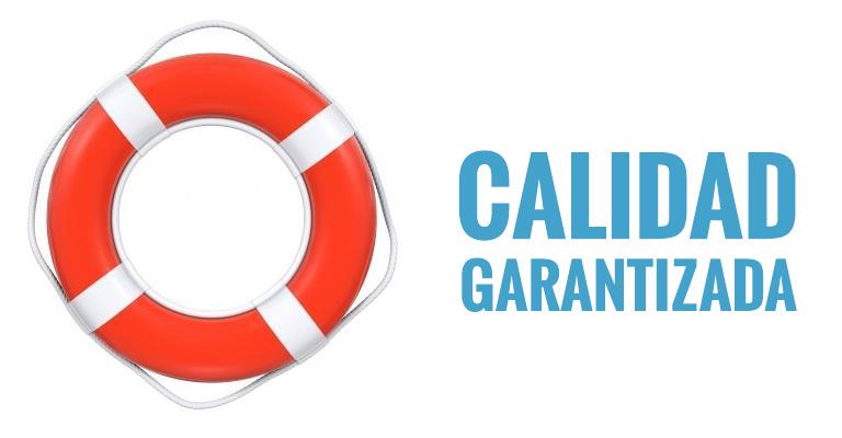 Calidad-Garantía - Piscinas Vélez