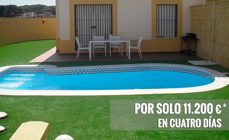 Ofertas de piscinas sevilla ofertas de piscinas de for Oferta construccion de piscinas