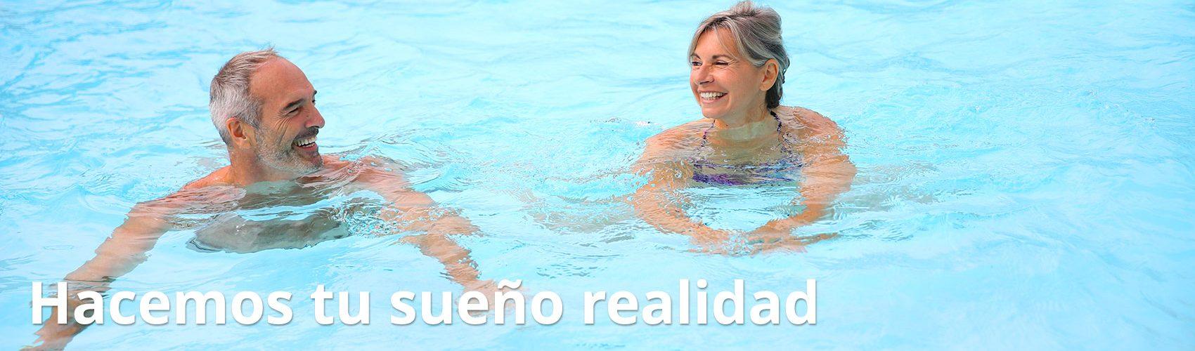 montaje de piscinas en Sevilla