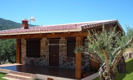 Casas prefabricadas - Piscinas Vélez