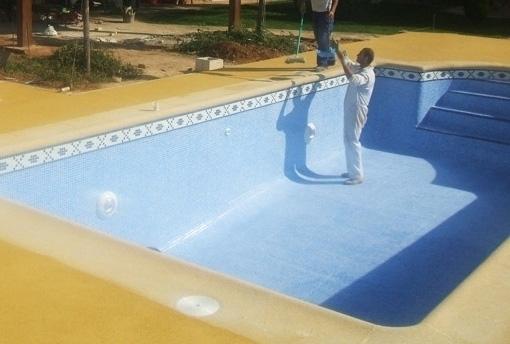 Reformas de piscinas - Piscinas Vélez